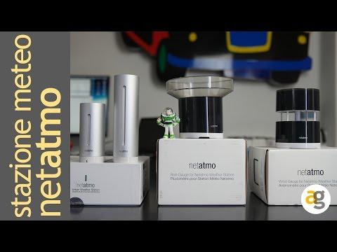 Netatmo stazione meteo | live dal mondo