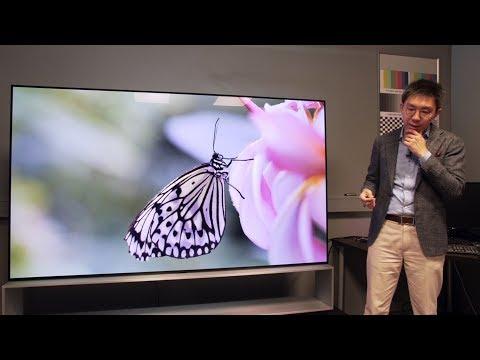 External Review Video VrbpKHL6aTA for LG SIGNATURE Z9 88 8K OLED TV (OLED88Z9PUA)