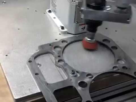 Epson Scara Robot Debur Milling Motor for Deburring, etc.