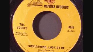 """The Vogues- """"Turn Around, Look at Me"""" (with Lyrics in Description)"""