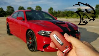 2017 Charger Hellcat Review! (From a Corvette Owner...)