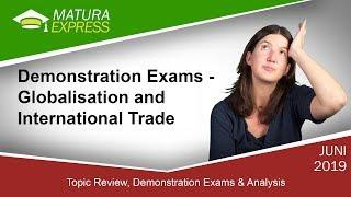Demonstration Exams  - Zentralmatura Englisch September 2019 #18