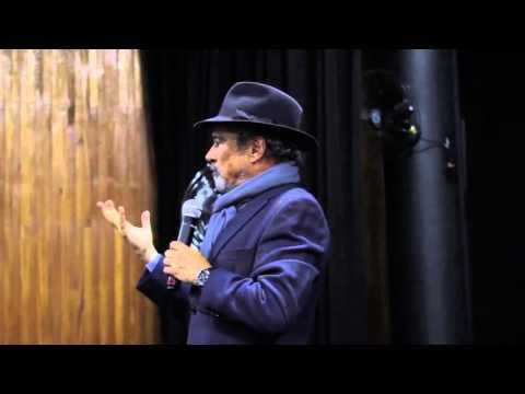 #Educativobienal - Curso Para Educadores 2014 - Palestra Tião Rocha