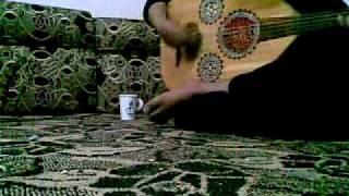 موال حزين واغنية ليت ربي على العود sad song