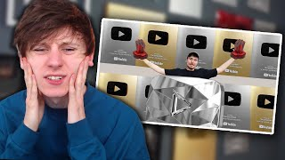 Do I have more Youtube Play Buttons than MrBeast?