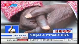 SHUJAA ALISAHAULIKA: Mark Daliti aliyekuwa seneta wa kwanza Uasin Gishu aishi maisha ya uchochole