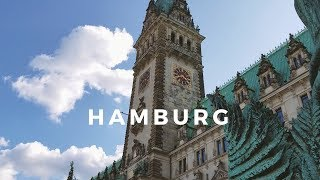 How Much Travel Really Costs // Backpacking Europe - Hamburg, Germany