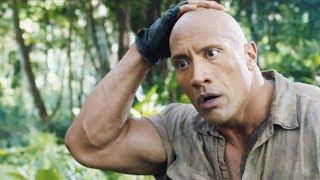 Джуманджи: зов джунглей - первый трейлер
