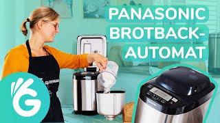 Brotbackautomat Panasonic - Testsieger