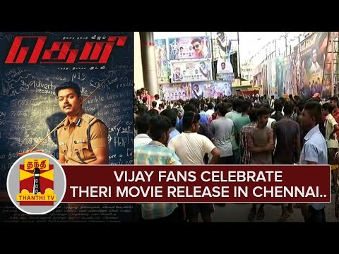 Vijay-Fans-celebrate-Theri-Movie-Release-in-Chennai-Thanthi-TV