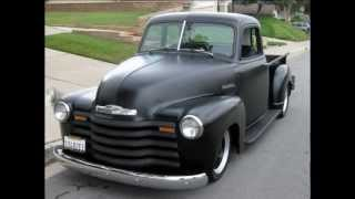 1950 Chevy Truck Build Video