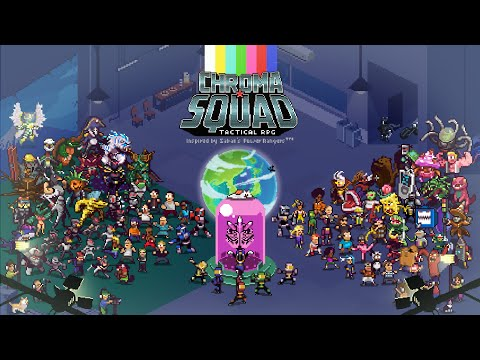 Chroma Squad - Official Release Trailer thumbnail