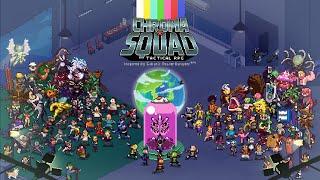 videó Chroma Squad