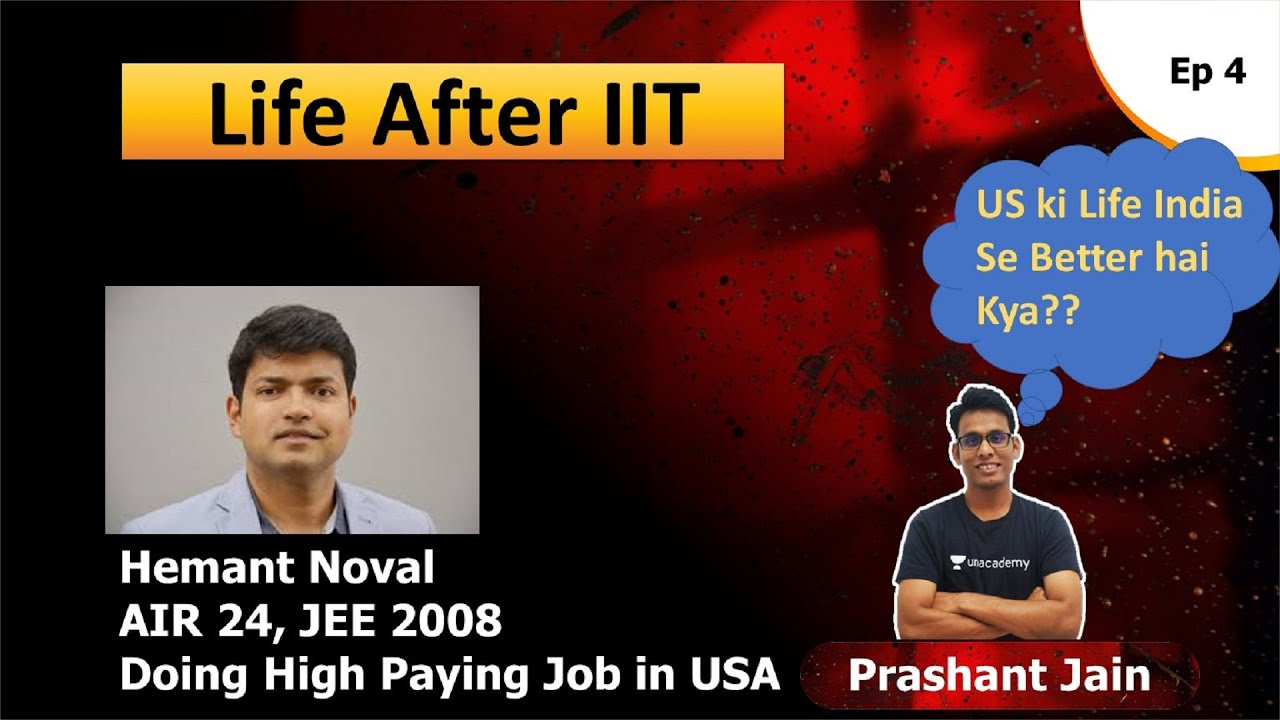 Opportunities in U.S.A. Financing Sector Task Abroad Prashant Jain JEE Mathematics Rankers thumbnail