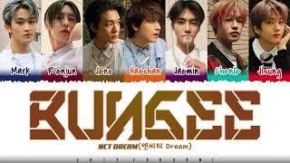 NCT DREAM (엔시티 드림) - 'BUNGEE' Lyrics [Color Coded_Han_Rom_Eng]