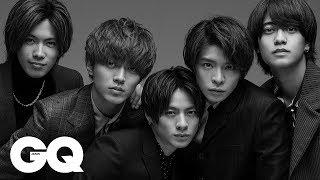 King & Prince「新時代におけるアイドルを超えたアイドル」 | GQ MEN OF THE YEAR 2019 | GQ JAPAN