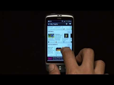 Taptu Is The Most Social News Reader We've Seen