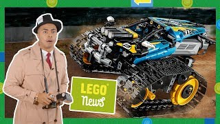 LEGO Technic 2019 Sets Review SPECIAL! LEGO Movie 2 Brickheadz, LEGO Masters Competition in the US