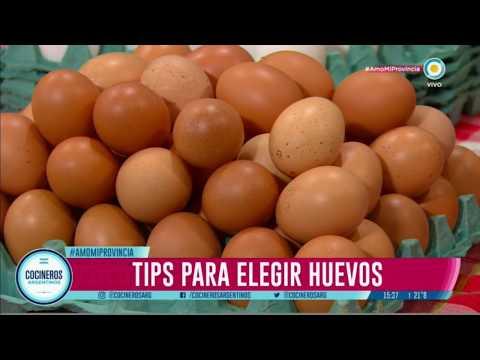 Tips para elegir huevos frescos