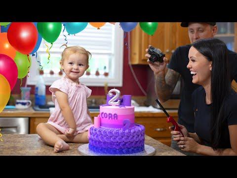 The Biggest Birthday Ever!!
