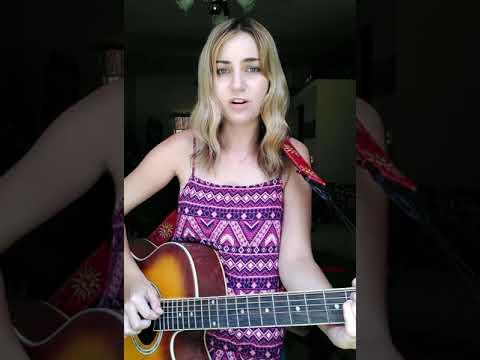Love Me Tender by Elvis Presley, performed by Hannah Walker