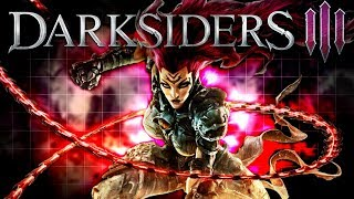 The Dark Side of Fury - Darksiders 3 | TFS Plays (Sponsored)