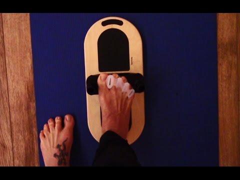 Pilates Fußtraining= Zehenspreizer im Test