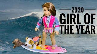 2020 Girl of The Year - Full Set Reveal - American Girl Doll - Joss Kendrick