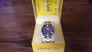 Invicta 8928OB Pro Diver Automatic Watch Unboxing & First Impressions