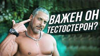 Тестостерон, важен ли он. Станислав Линдовер