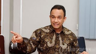 Reaksi Anies Baswedan saat Disebut Layak Jadi Capres oleh Presiden PKS