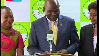 Leaked memo from Wafula Chebukati causes ripples on the political scene