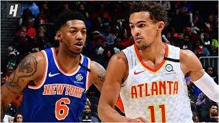 New York Knicks vs Atlanta Hawks - Full Game Highlights   March 11, 2020   2019-20 NBA Season