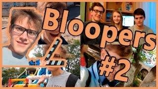 BLOOPERS #2: Неудачные кадры/ То, что еще не видел никто!