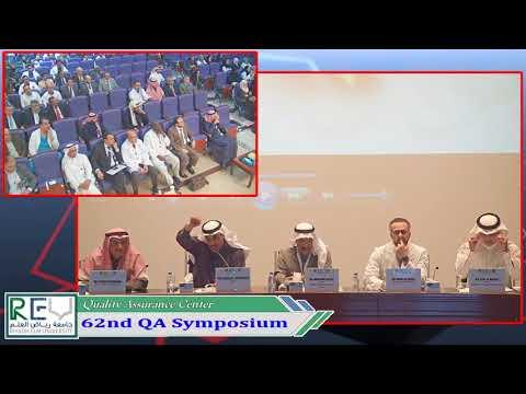 62nd QA Symposium - Part 1