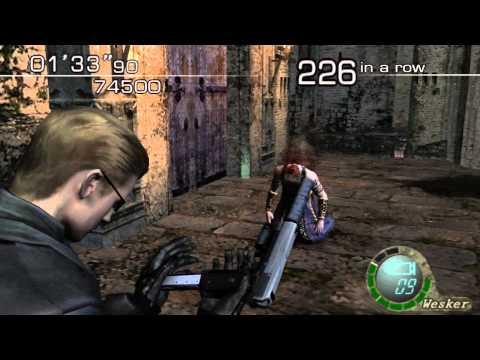 [TAS] GC Resident Evil 4
