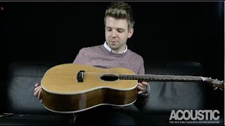Moon PF-0003 guitar review