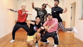Vlog Squad Boys become Krump Dancers!!