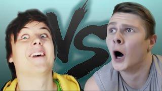 Ивангай VS Фрост | EeOneGuy VS Frost | Эпичная Рэп Битва in Real Life