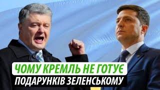 Чому Кремль не готує подарунків Зеленському. Інтерв