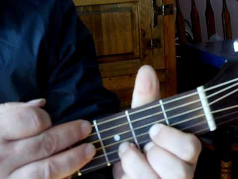 Tulsa Time for guitar beginners 2 chords - Naijafy