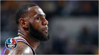 LeBron James suffers worst loss of NBA career in Lakers vs. Pacers | NBA Highlights