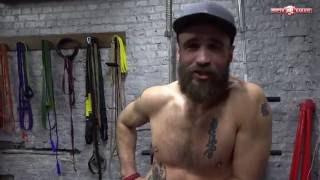 Сэнсей Макс Дедик готовится к сдаче на 4 Дан