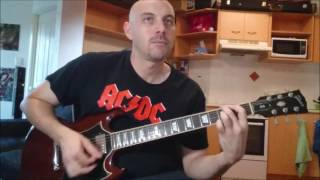 Craigos Plays - AC/DC - First Blood