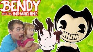 Скачать карту на майнкрафт bendy and the ink machine