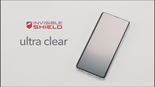 How to Install Ultra Clear screen protection on your Samsung Galaxy S10, S10+, and S10e