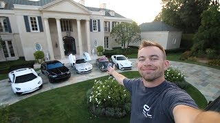 Would you Take the House or the Cars?