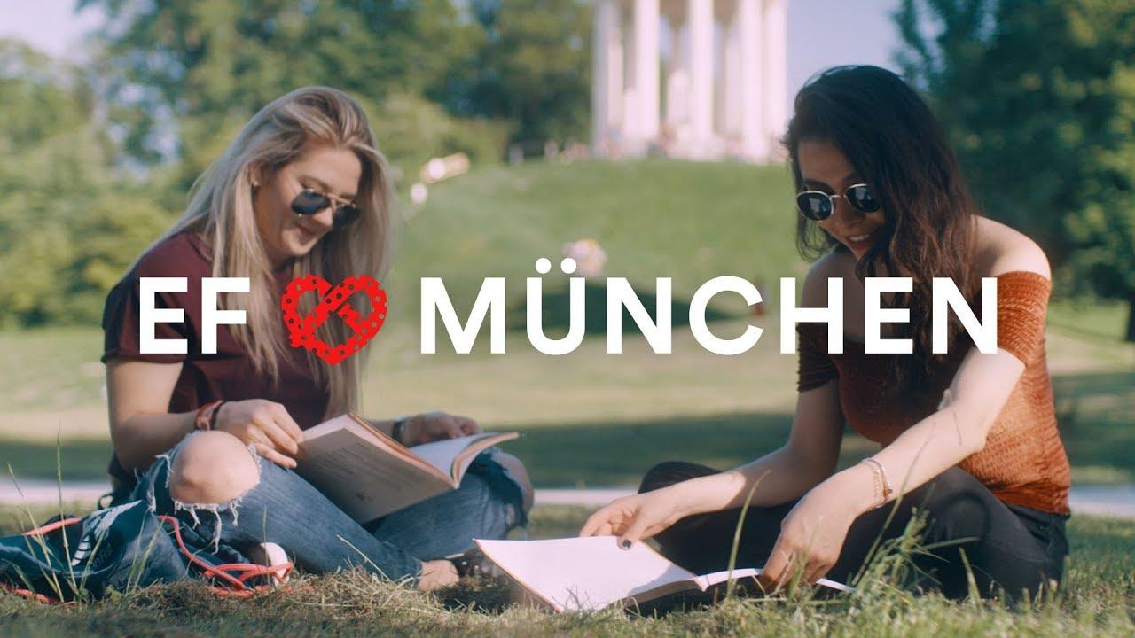 EF ❤ München