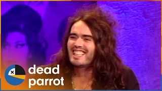Best of Russell Brand & Noel Fielding  - Big Fat Quiz Of The Year | Dead Parrot