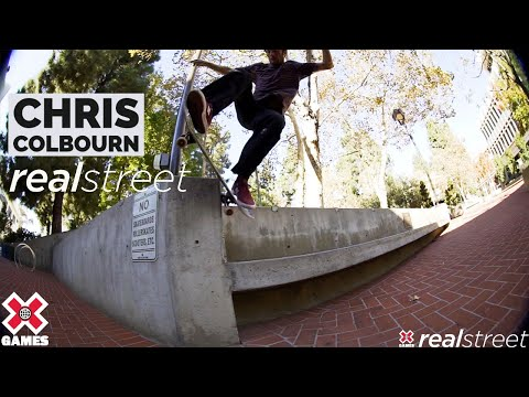Chris Colbourn: REAL STREET 2021 | World of X Games